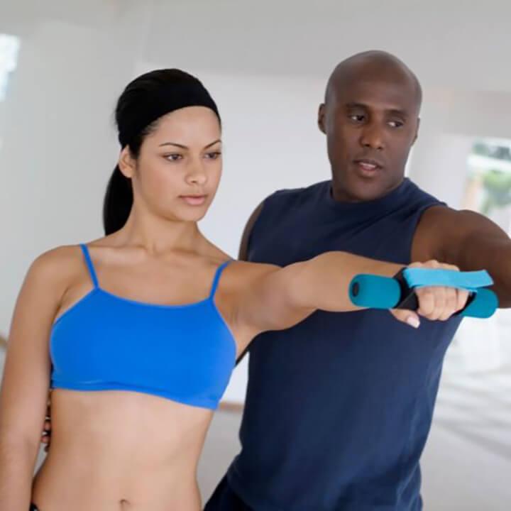 post injury exercise